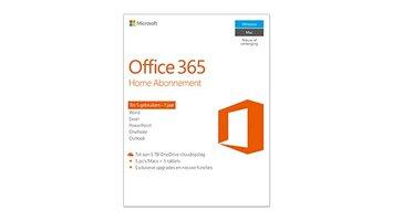 Microsoft Office 365 Home Premium  - 1 jaar