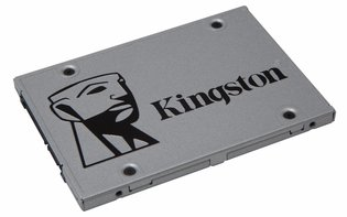 Kingston SSD UV400 240GB TLC 550MB/s read 350/MB/s