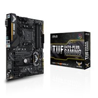 ASUS TUF X470-PLUS GAMING moederbord Socket AM4 ATX AMD X470
