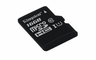 Kingston Micro SD no Adapter 16GB Class 10 UHS1