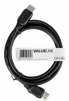 Valueline VGVT34000B20 video kabel adapter