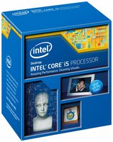 Intel Core ® ™ i5-4690K Processor (6M Cache, up to 3.90 GHz) 3.5GHz 6MB Smart Cache Box processor