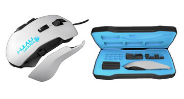 Roccat Nyth Modular MMO Gaming Muis - Wit
