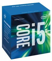 Intel Core ® ™ i5-6500 Processor (6M Cache, up to 3.60 GHz) 3.2GHz 6MB Smart Cache Box processor