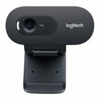 Logitech Webcam C270 3MP 1280 x 720Pixels USB 2.0 Zwart