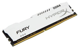 MEM Kingston HyperX FURY 8GB DDR4 Black 2400 Mhz