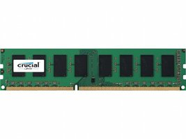 Crucial 8GB DDR3L/1600 (Low volt.)