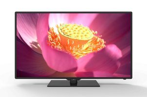 Smartech Full HD TV / 50 Inch / Black / 3 X HDMI / CI
