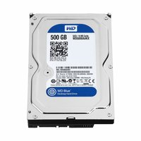 Western Digital Blue 500GB SATA interne harde schijf