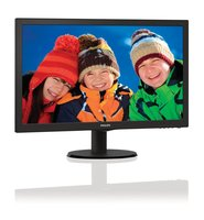Philips LCD-monitor met SmartControl Lite 223V5LSB/00 LED display