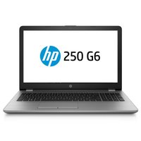 HP 250 G6 15.6 F-HD / i5-7200U  / 8GB / 256GB SSD / W10