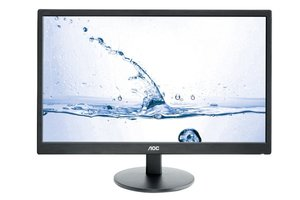 Mon AOC M2470SWH 23.6inch / LED / HDMI / F-HD / SPK /  BLACK