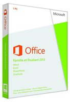 MS Office 2013 Home and Student 1-User French