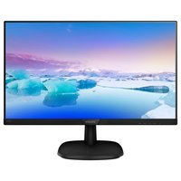 Mon Philips 23.8inch F-HD/ DisplayPort /HDMI / SPK  / VESA