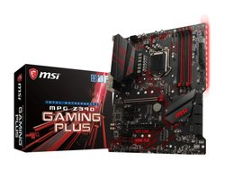 MB MSI MPG Z390 Gaming Pl/1151 8th comp/Micro-ATX/4x DDR4 / OUT