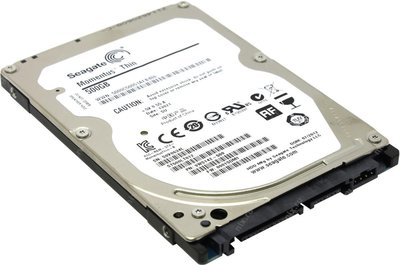 HDD Seagate 500GB S-ATA - 5400 RPM - 16MB - 2.5